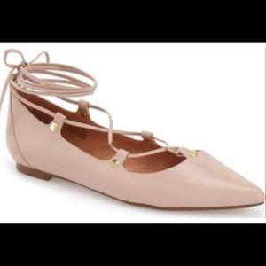 Halogen Wrap Around Shoes